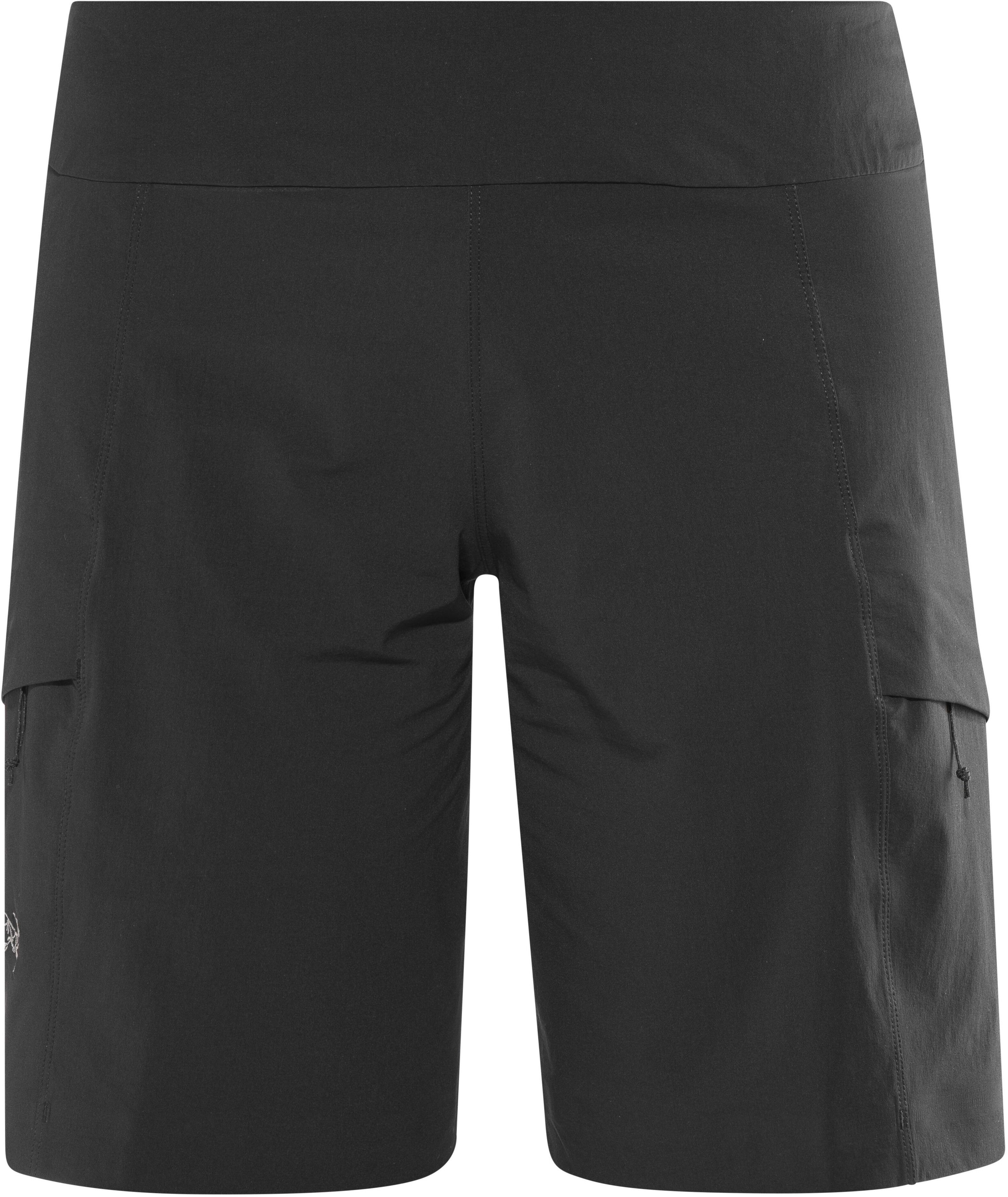 4ca9af4f8508 Arc teryx Sabria Shorts Women black at Addnature.co.uk